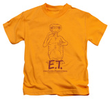Youth: E.T. - Alien Swag T-Shirt