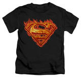Juvenile: Superman - Hot Metal Shirts