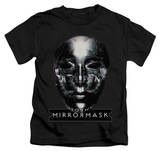 Juvenile: Mirrormask - Mask T-Shirt