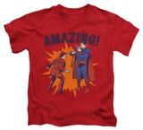 Juvenile: Superman - Amazing Shirts