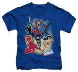 Juvenile: Justice League - Unlimited T-shirts