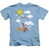 Juvenile: Curious George - Flight Shirt
