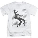 Youth: Elvis Presley - Jailhouse Rock T-shirts