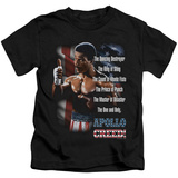 Youth: Rocky II - The One And Only Shirt