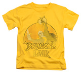 Youth: Dragon's Lair - Where Did You Go T-shirts