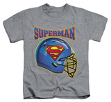 Juvenile: Superman - Helmet T-Shirt