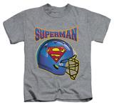 Youth: Superman - Helmet T-Shirt