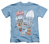 Youth: I Am Weasel - Balloon Ride T-Shirt