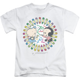Youth: Popeye - Fun With Crayons T-shirts