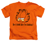 Youth: Garfield - Do I Look Like I'm Kidding Shirt