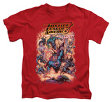 Juvenile: Justice League - Lost T-shirts