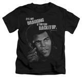 Youth: Muhammad Ali - Back It Up T-Shirt