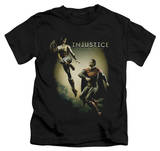 Juvenile: Injustice: Gods Among Us - Battle Of The Gods Shirt
