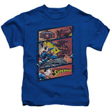 Juvenile: Superman - Superman Vs Zod T-shirts
