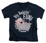 Youth: Mr Bubble - Big Bubblin Fun T-Shirt