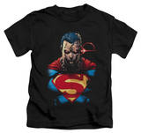 Youth: Superman - Displeased T-shirts