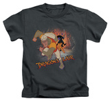 Youth: Dragon's Lair - The Black Knight T-Shirt