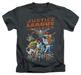 Juvenile: Justice League - Big Group Shirts