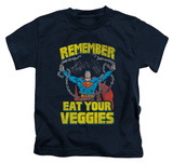 Juvenile: Superman - Veggie Power Shirt