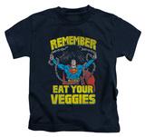 Youth: Superman - Veggie Power Shirt