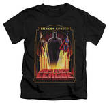 Juvenile: Justice League - Heroes United T-shirts