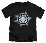Youth: Green Lantern - White Glow T-shirts