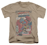 Youth: Justice League - Cube Creature T-Shirt