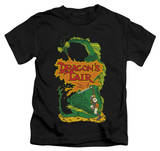 Youth: Dragon's Lair - DL Side Art T-Shirt