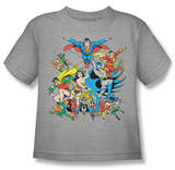 Youth: Justice League - Justice League Assemble Shirts