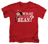 Juvenile: Mr Bean - What You Bean T-shirts