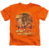 Juvenile: Labyrinth - Head Don't Come Off T-shirts
