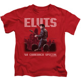 Youth: Elvis Presley - Return Of The King Shirts