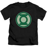 Youth: Green Lantern - Green Symbol T-shirts