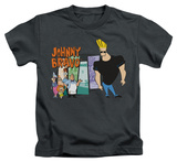 Youth: Johnny Bravo - Johnny & Friends T-shirts