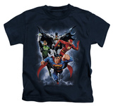Juvenile: Justice League - The Coming Storm T-Shirt
