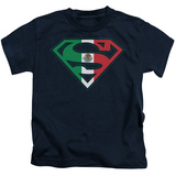 Youth: Superman - Mexican Shield T-Shirt