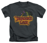 Youth: Dragon's Lair - Dragon Logo T-shirts