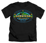 Youth: Survivor - All Stars T-shirts