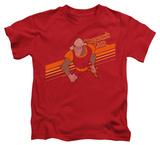 Juvenile: Dragon's Lair - Dirk Stripes T-Shirt