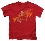 Youth: Dragon's Lair - Dirk Stripes T-Shirt