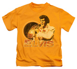 Juvenile: Elvis Presley - Singing Hawaii Style T-shirts