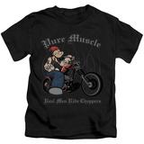 Juvenile: Popeye - Pure Muscle T-Shirt