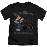 Youth: Popeye - Pure Muscle T-Shirt