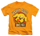 Youth: Ken L Ration - Happy Dogs Shirt