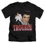 Juvenile: Elvis Presley - Trouble T-Shirt