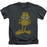 Youth: Garfield - Big Ol' Cat Shirts