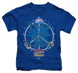 Juvenile: Smarties - Peace Lollies T-shirts
