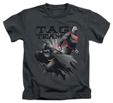 Juvenile: Justice League - Tag Team T-shirts