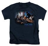 Juvenile: NCIS - Original Cast T-shirts
