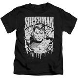 Juvenile: Superman - Super Metal T-Shirt